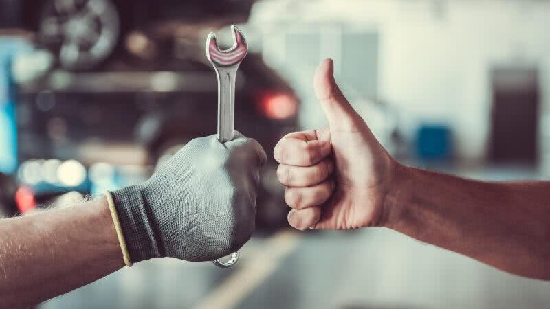 Werkstatt, Smart Repair, Reparatur und Verschleiß, Wartung und Inspektion