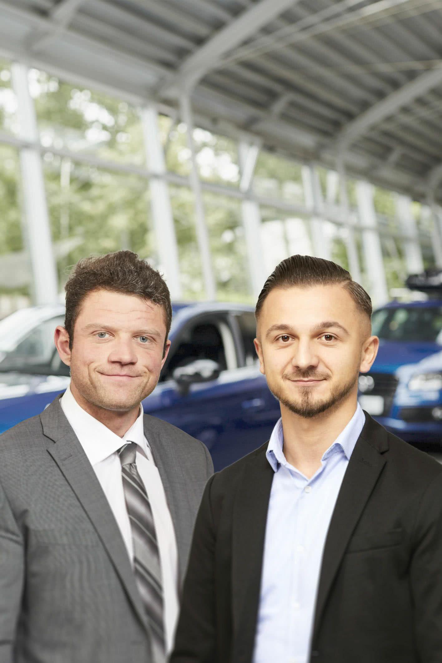 Audi Gebrauchtwagen Team