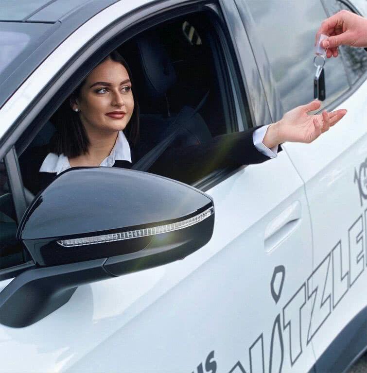 Probefahrt vereinbaren im Autohaus Schnitzler.