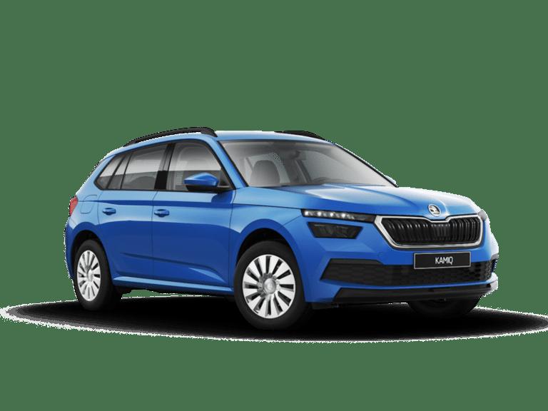 Škoda Kamiq für 139,00€ mtl. leasen *