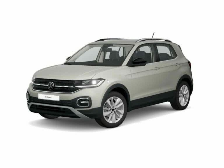 VW T-Cross für 169,00€ mtl. leasen *