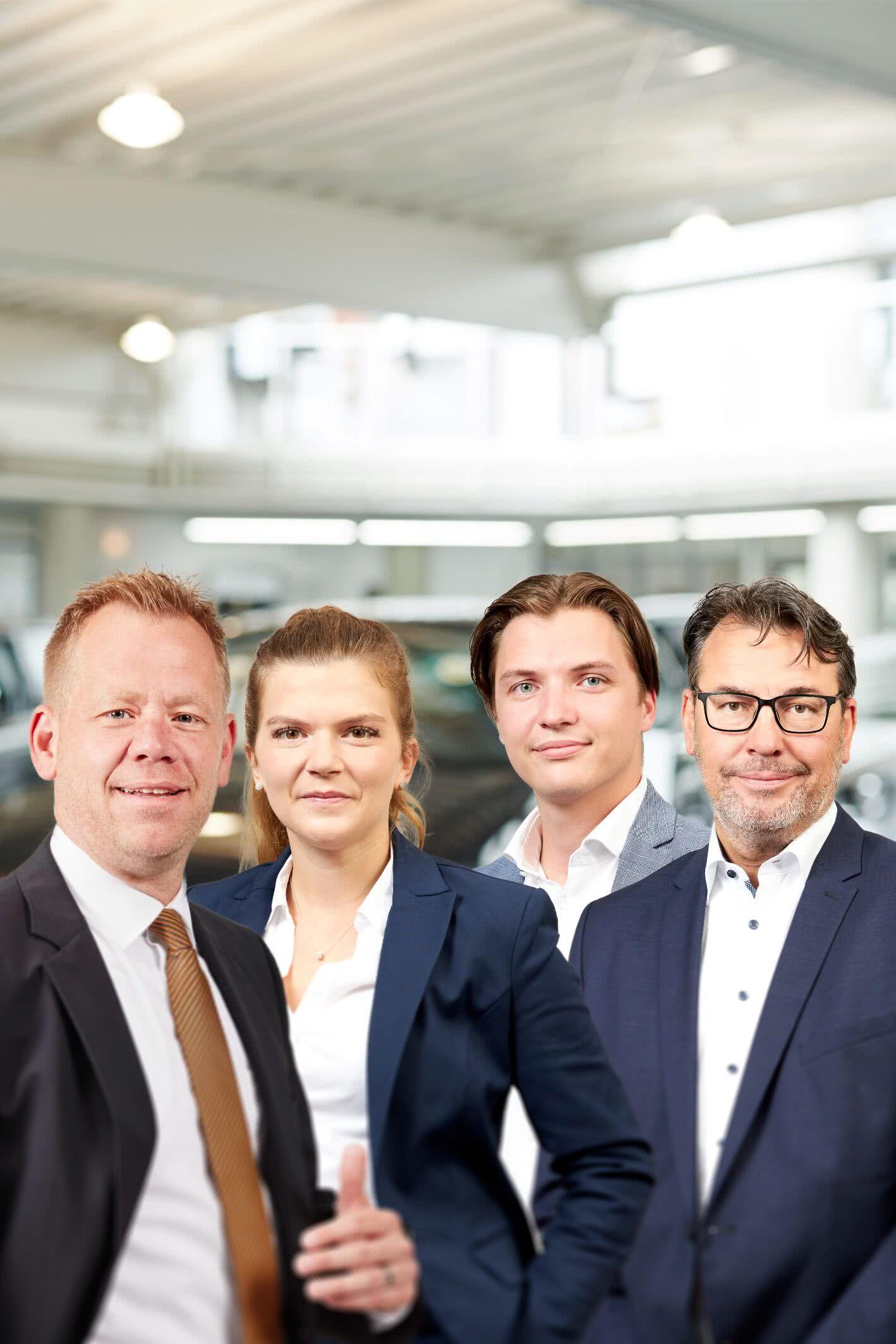 VW Neuwagen Team